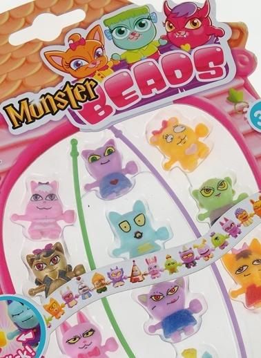 Oyun Set-Monster Beads